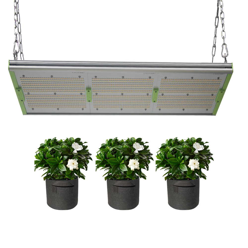 Full Spectrum  LED Indoor Plants Light, 320W Hydroponic Plant Lamp