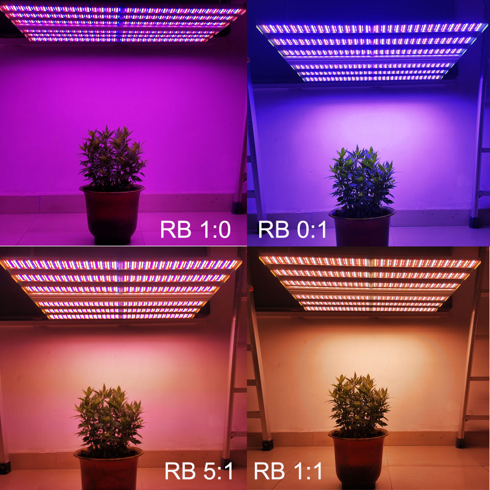 How to use LED plant growth lights correctly?