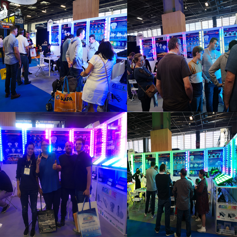 We have made a success in Euro Attractions Show 2019